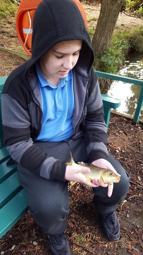 Common Carp for Jay