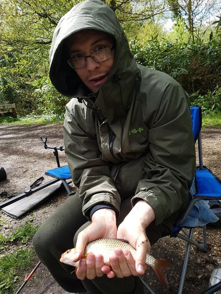 Nice Size Roach