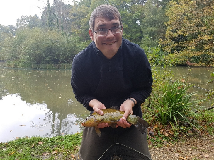 Great Looking Tench