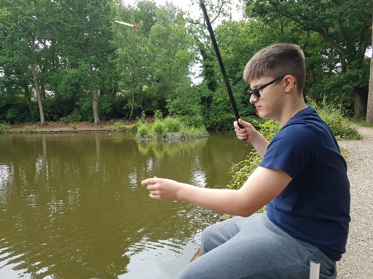 Fishing the Pole