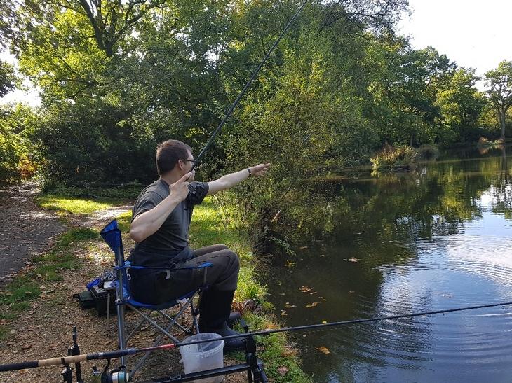 Fishing to Hand