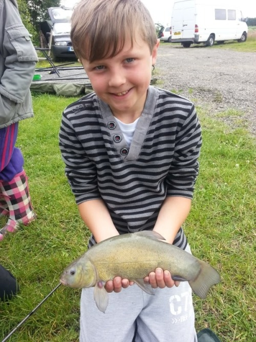 Levi Great Tench