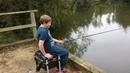 Danny waiting for this next fish