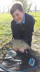 Cracking Bream