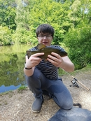 Catching Tench
